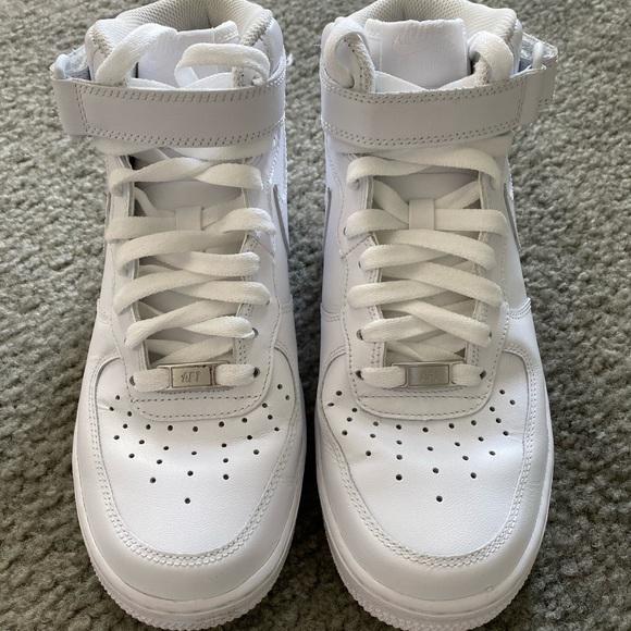 Nike Shoes | Nike Air Force Tall | Poshmark